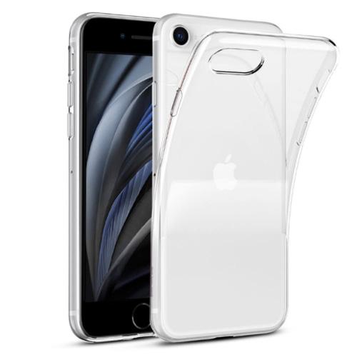 قاب ژله ای شفاف کوکو مناسب برای گوشی اپل مدل iPhone SE 2020
