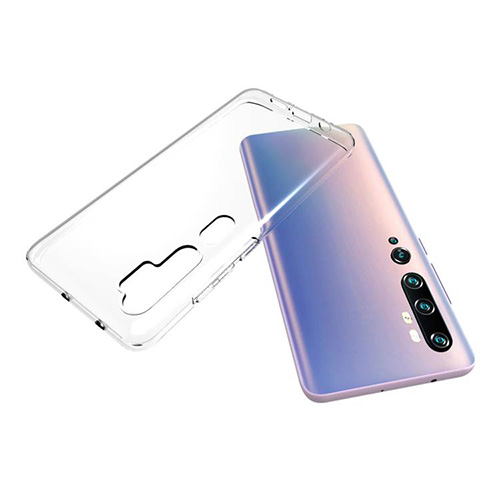 COCO Clear Jelly Case For Xiaomi Mi Note 10