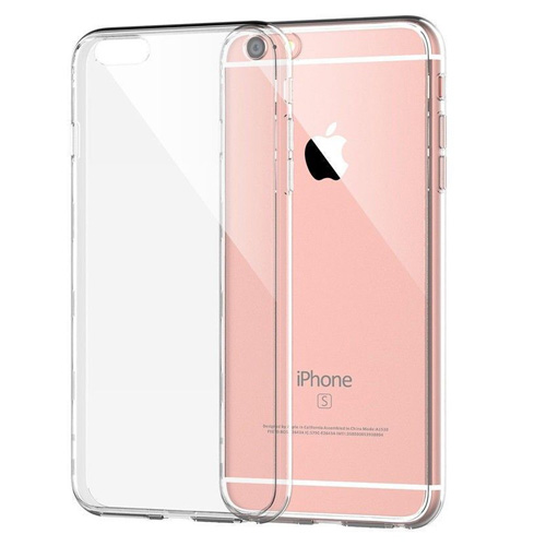 COCO Clear Jelly Case For Apple iPhone 6s