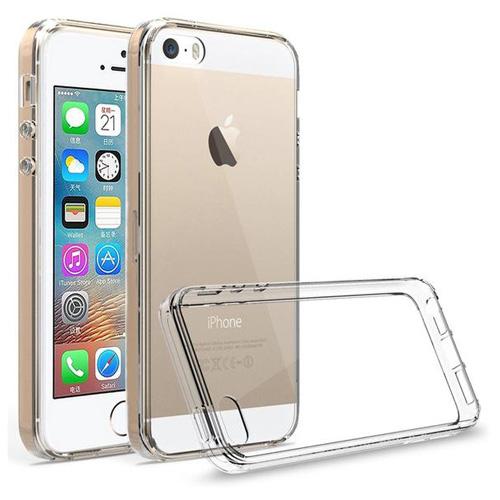 قاب ژله ای شفاف کوکو مناسب برای گوشی اپل مدل iPhone 5s