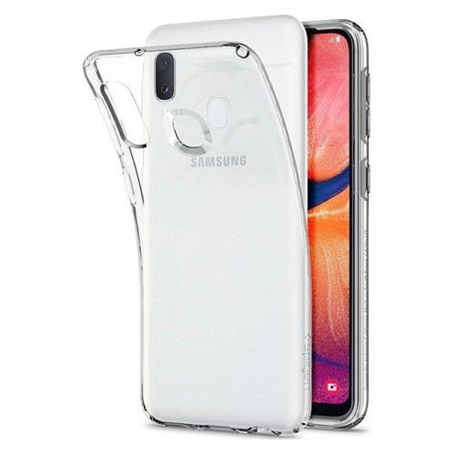 قاب ژله ای شفاف کوکو مناسب برای گوشی سامسونگ مدل Galaxy A20e