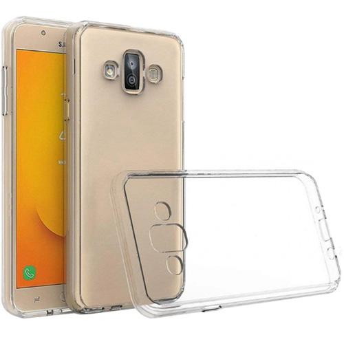 قاب ژله ای شفاف کوکو مناسب برای گوشی سامسونگ مدل Galaxy J7 Duo