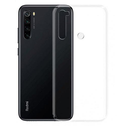 قاب ژله ای شفاف کوکو مناسب برای گوشی شیائومی مدل Redmi Note 8T