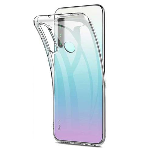 COCO Clear Jelly Case For Xiaomi Redmi Note 8