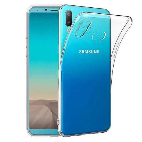 قاب ژله ای شفاف کوکو مناسب برای گوشی سامسونگ مدل Galaxy A6s