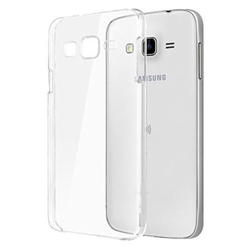 COCO Clear Jelly Case For Samsung Galaxy J5