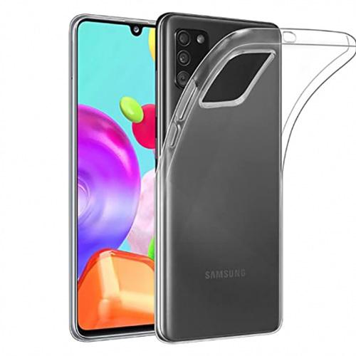 قاب ژله ای شفاف کوکو مناسب برای گوشی سامسونگ مدل Galaxy A41