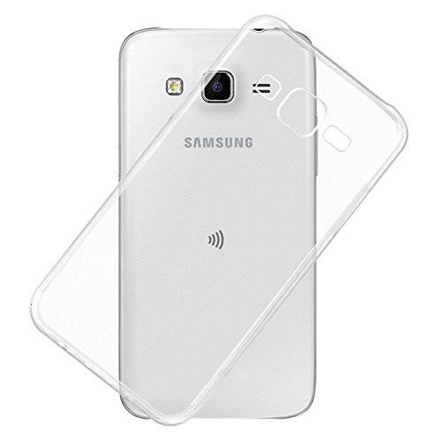قاب ژله ای شفاف کوکو مناسب برای گوشی سامسونگ مدل Galaxy J7