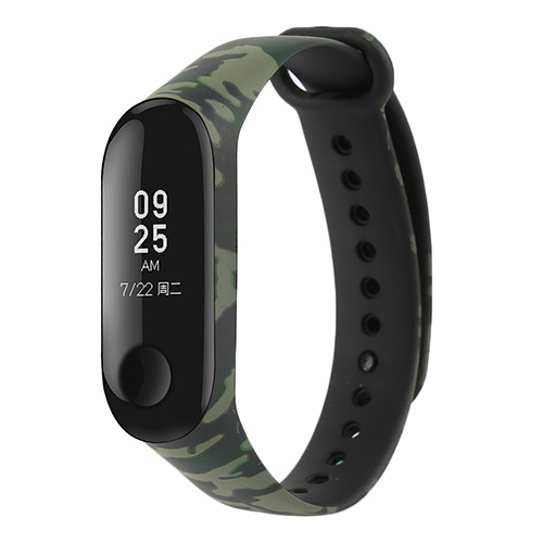 Xiaomi Extra Camouflage For Mi Band 3 Wrist Strap