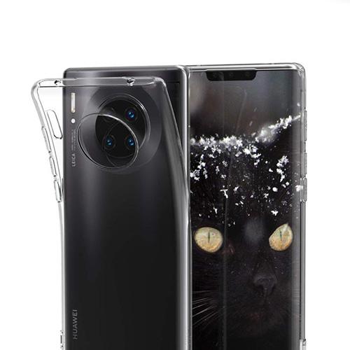 قاب ژله ای شفاف کوکو مناسب برای گوشی هوآوی مدل Mate 30 Pro