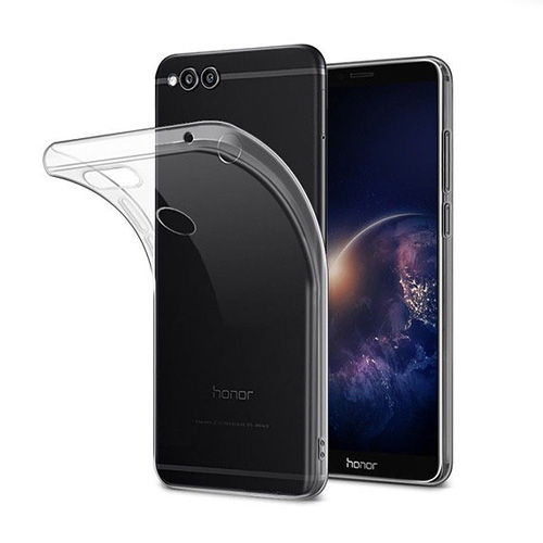COCO Clear Jelly Case For Honor 7X