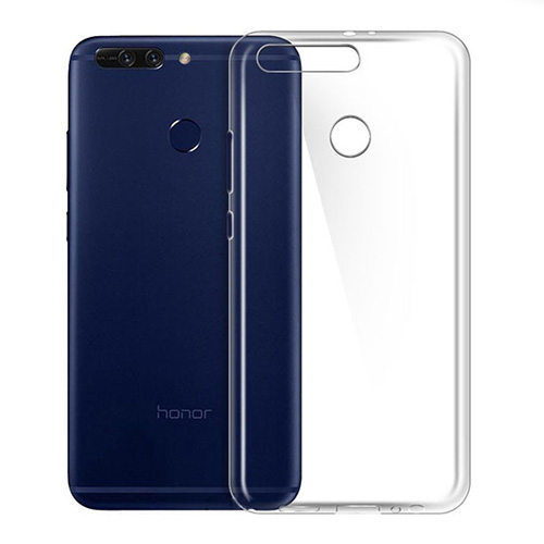 COCO Clear Jelly Case For Honor 8