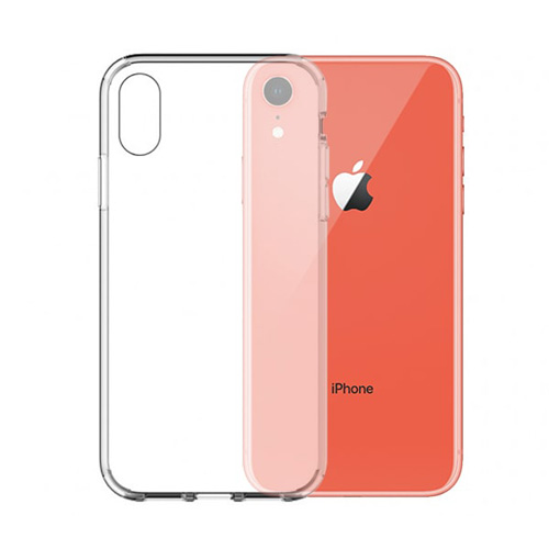 Apple IPhone XR COCO Clear Jelly