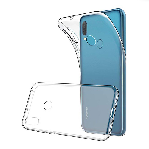 COCO Clear Jelly Case For Huawei Y6 Prime 2019
