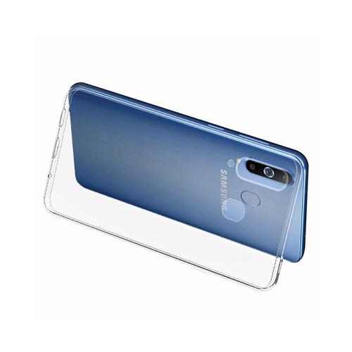 قاب ژله ای شفاف کوکو مناسب برای گوشی سامسونگ مدل Galaxy A8s