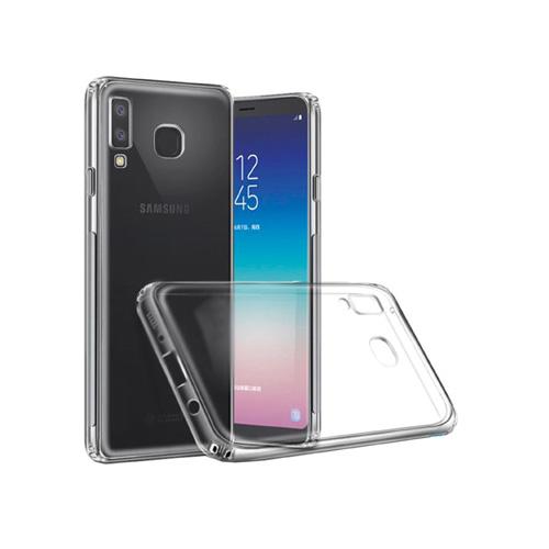 قاب ژله ای شفاف کوکو مناسب برای گوشی سامسونگ مدل Galaxy A8 Star