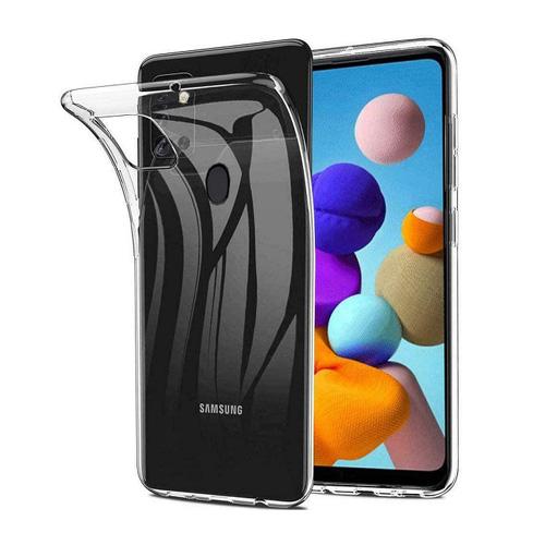 قاب ژله ای شفاف کوکو مناسب برای گوشی سامسونگ مدل Galaxy A21s
