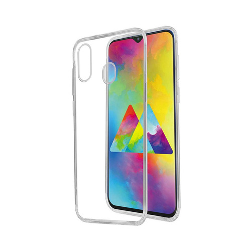 COCO Clear Jelly Case For Samsung Galaxy M20
