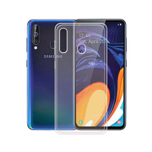قاب ژله ای شفاف کوکو مناسب برای گوشی سامسونگ مدل Galaxy A60
