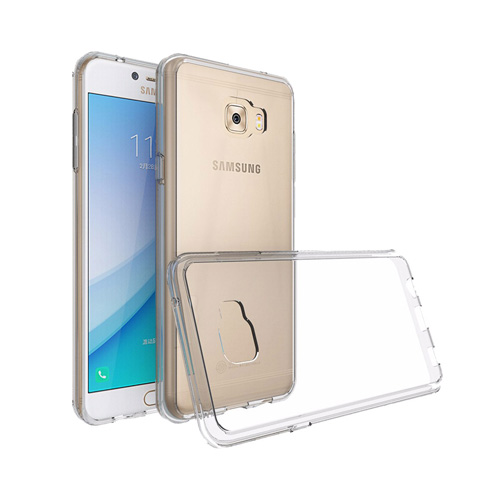 COCO Clear Jelly Case For Samsung Galaxy C5 Pro