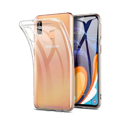 COCO Clear Jelly Case For Samsung Galaxy M40