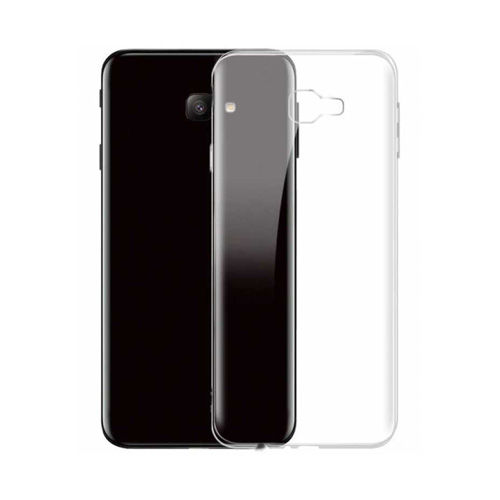 COCO Clear Jelly Case For Samsung Galaxy J4 Plus