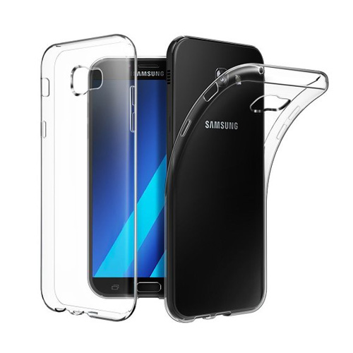 COCO Clear Jelly Case For Samsung Galaxy J4 Core