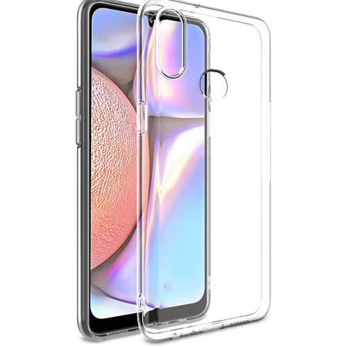 COCO Clear Jelly Case For Samsung Galaxy A10s