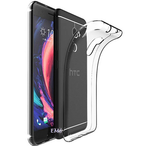 COCO Clear Jelly Case For HTC One X10