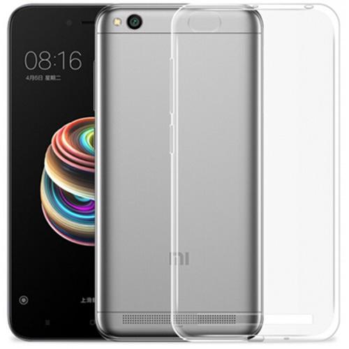 COCO Clear Jelly Case For Xiaomi Redmi 5A