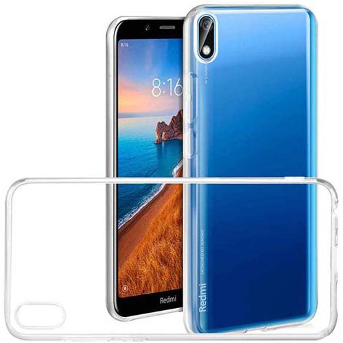 COCO Clear Jelly Case For Xiaomi Redmi 7A