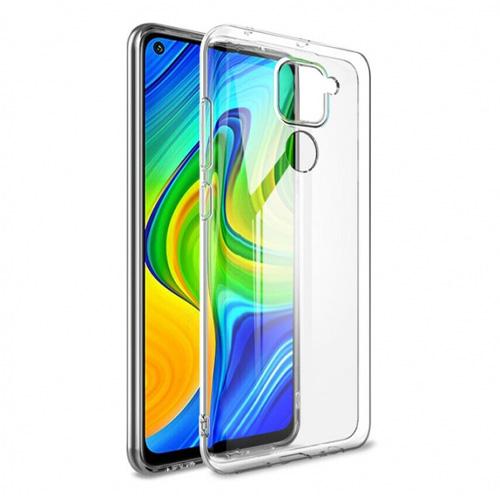 COCO Clear Jelly Case For Xiaomi Redmi 10X 4G
