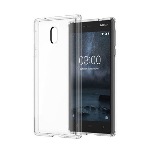 COCO Clear Jelly Case For Nokia 3