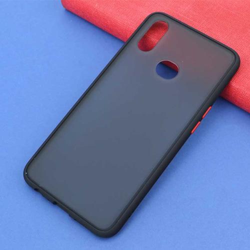 Hybrid Simple Matte Bumper Phone Case For Samsung Galaxy A10s