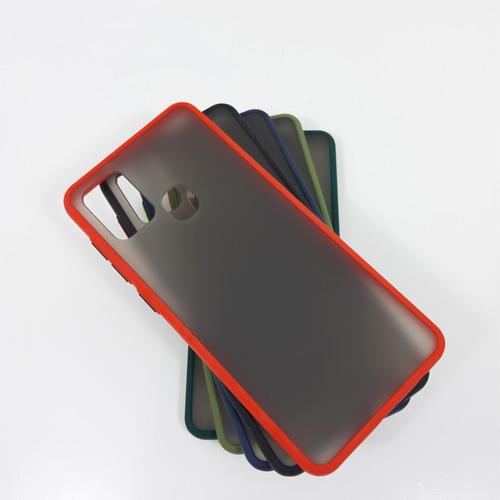 کاور محافظ گوشی سامسونگ Galaxy A21s مدل پشت مات