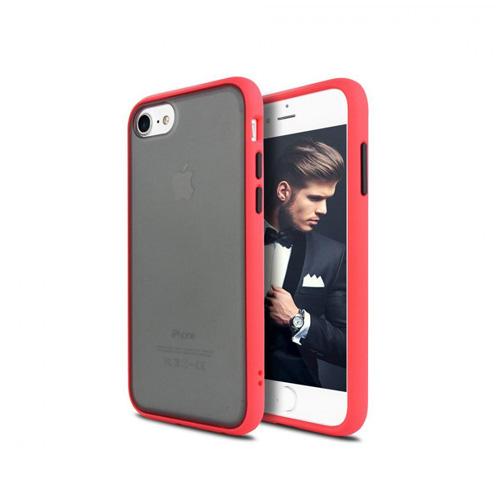 Hybrid Simple Matte Bumper Phone Case For Apple iPhone 7