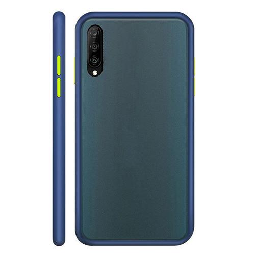 Hybrid Simple Matte Bumper Phone Case For Xiaomi Mi 9 Lite