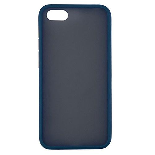 Hybrid Simple Matte Bumper Phone Case For Honor 7s