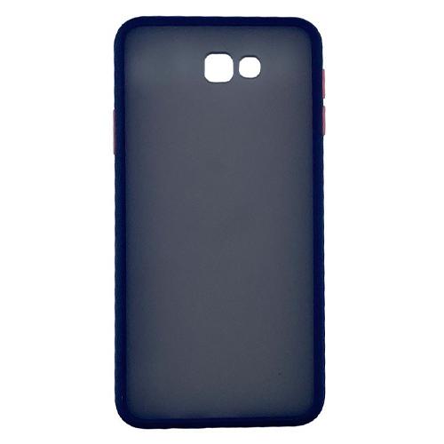 Hybrid Simple Matte Bumper Phone Case For Samsung Galaxy J7 prime