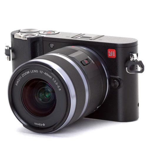 دوربین دیجیتال بدون آینه شیائومی مدل Yi M1