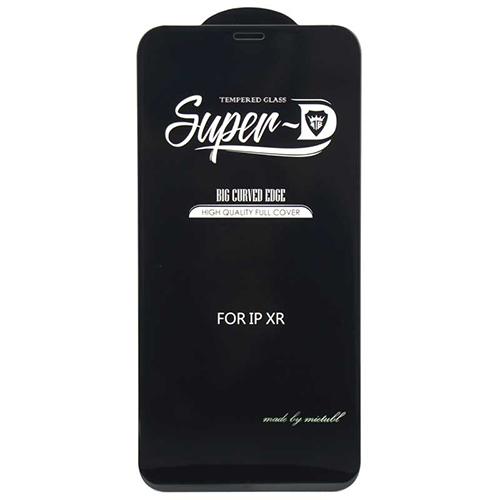 محافظ صفحه نمایش super D گوشی اپل مدل iPhone XR