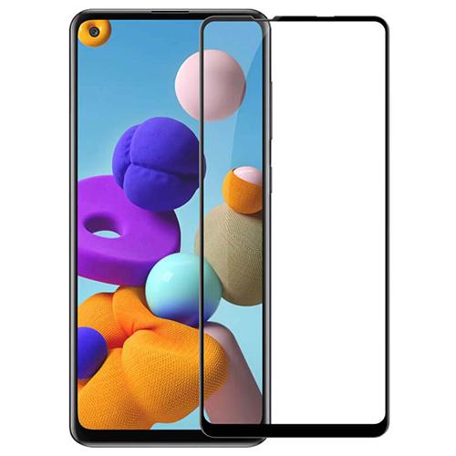 محافظ صفحه نمایش super D گوشی سامسونگ Galaxy A21s