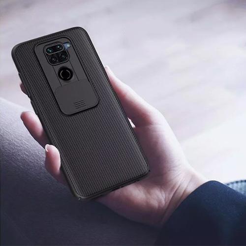 کاور محافظ لنز دوربین CamShield مناسب برای گوشی شیائومی مدل Redmi Note 9