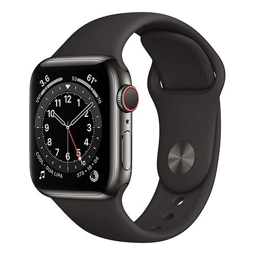 ساعت هوشمند اپل واچ 6 مدل Aluminum Case 40mm