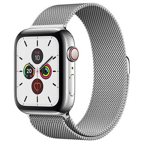 ساعت هوشمند اپل واچ سری 5 مدل 44mm Stainless Steel Case