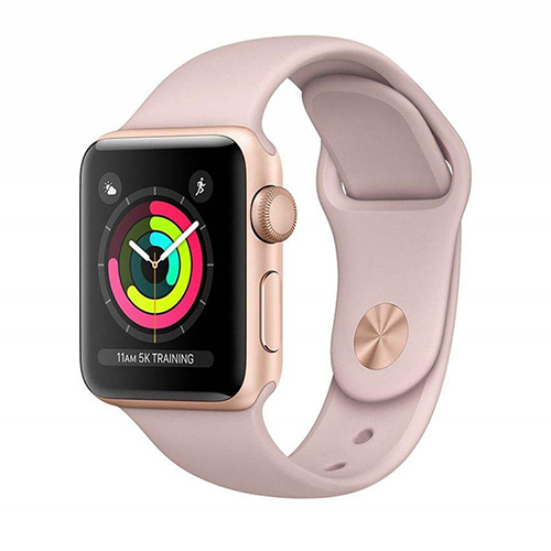 Apple Watch Series 3 38mm Aluminium Case with Sport Band