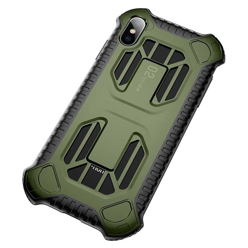 Apple iPhone XS Baseus Cold Front Cooling Case