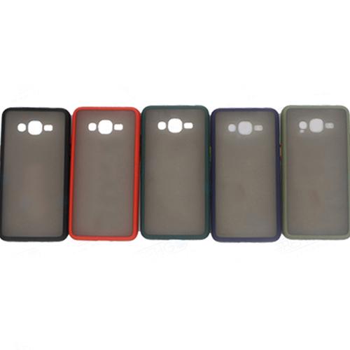 Hybrid Simple Matte Bumper Phone Case For Samsung Galaxy J2 Prime