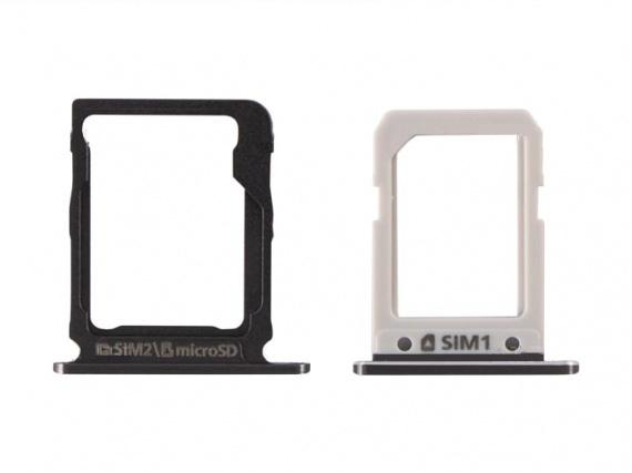 Sim Card Slot for Samsung Galaxy A8