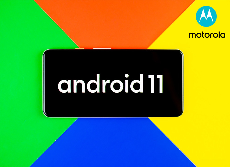 انتشار آپدیت اندروید 11 برای دو گوشی موتورولا